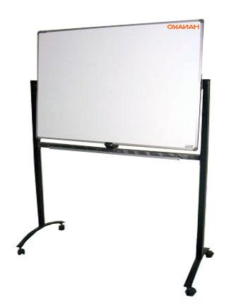 Jual papan tulis Whiteboard Hanako 120x240 doubleface+stand